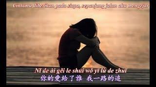 Ni De Ai Gei Le Shui 你的愛給了誰 [Cintamu Telah Diberikan Pada Siapa] 雷婷
