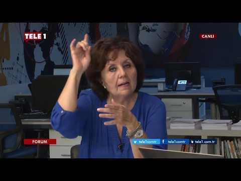 Forum - Ayşenur Arslan (13 Eylül 2017) | Tele1 TV