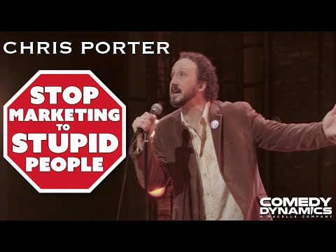 Chris Porter: Ugly and Angry  Stupid People