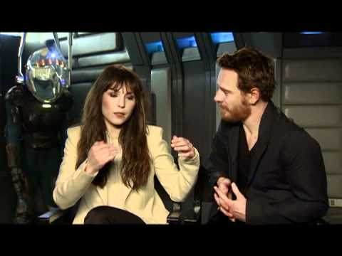 PROMETHEUS Interviews: Ridley Scott, Noomi Rapace, Michael Fassbender, Charlize Theron & Guy Pearce