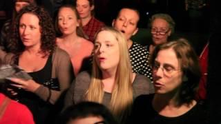 Bigmouth Strikes Again In Choir! Form