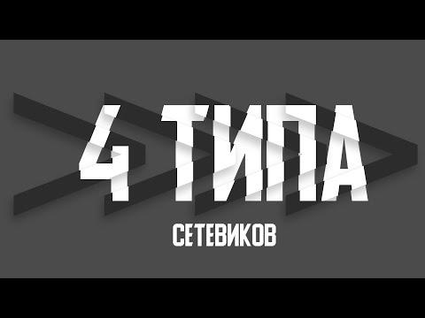 4 типа сетевиков | А. Перевезенцев, часть 3