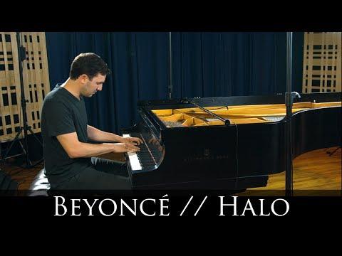 Beyonce - Halo (Piano Cover)