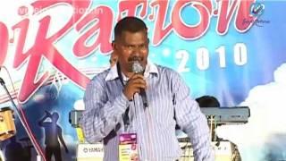 Daivam nirupama sneham - Malayalam Song - Inspiration 2010 (Kunnamkulam) Live Music Program