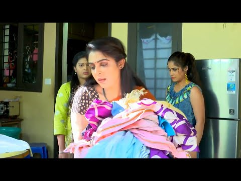 Manjil Virinja Poovu | Sona behaves rudely with Anjana | Mazhavil Manorama