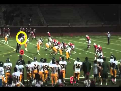 Zach Brown, LB, Patrick Henry 2014   YouTube1
