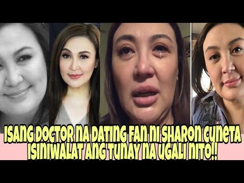 "DOCTOR NA DATING SHARONIAN IBINULGAR ANG KA-PLASTIKAN NI SHARON CUNETA?| ""DONT TRUST SHARONS TEARS"" from YouTube · Duration:  4 minutes 34 seconds"