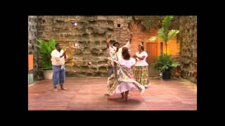 Darien Bullarengue baile
