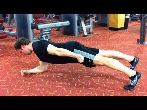 Single-Arm Plank