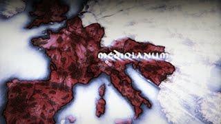 Total War: Attila Западная Римская Империя часть 9