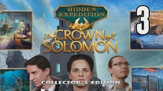 Hidden Expedition 7: The Crown of Solomon CE [03] w/YourGibs, Arglefumph - FIRECRACKERS POLAR BEAR