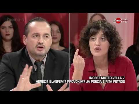 Zone e Lire/ Poezia per incestin mes motres dhe vellait, Petro debat me pastor Panon (08.12.17)