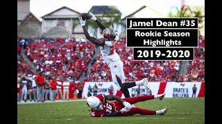 Jamel Dean || Rookie Season Highlights || Tampa Bay Buccaneers