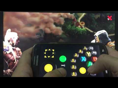 MAXJoypad Dungeon Hunter 5 Config