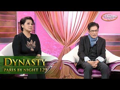 Nhà Văn Nguyễn Ngọc Ngạn & Cô Marie Tô nói về PBN129 và chủ đề DYNASTY