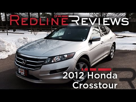 2012 honda crosstour review walkaround exhaust test. Black Bedroom Furniture Sets. Home Design Ideas