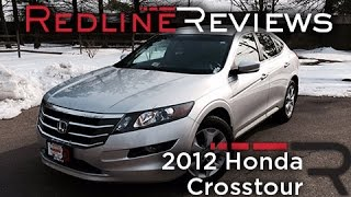 Honda Crosstour 2012 Videos