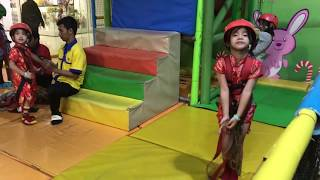 Aile & Cle's Journey - Playing Flying Fox 1
