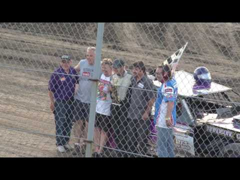 Valley Speedway Feature Races  6 4 16