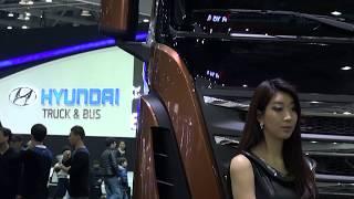 Hyundai Truck Trago Xcient dump truck 현대트라고엑시언트
