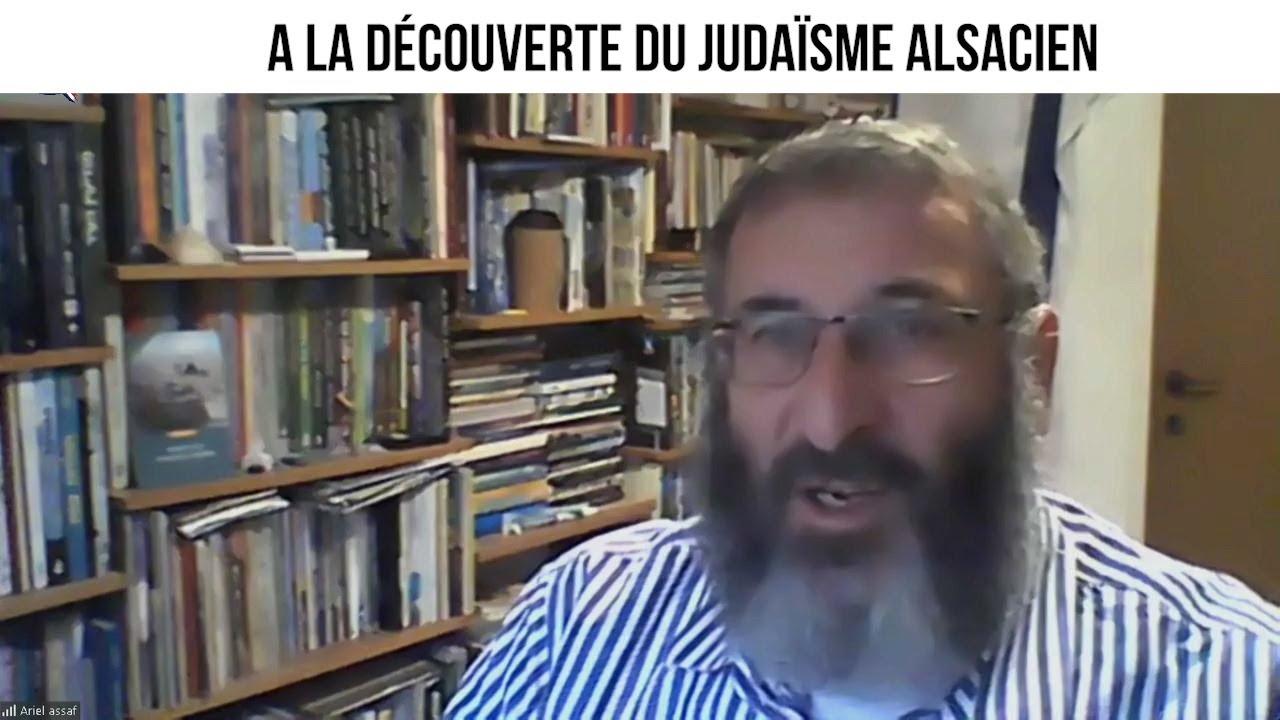 A la découverte du judaïsme alsacien - CCV#24