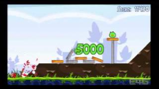 Angry Birds - Gameplay on PS3