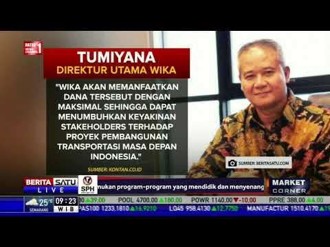 CDB Cairkan Kredit untuk Proyek Kereta Cepat Jakarta-Bandung