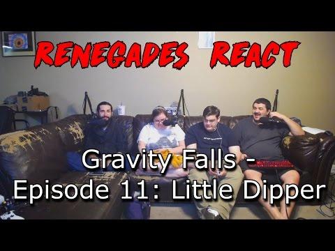 Renegades React to... Gravity Falls Episode 11 - Little Dipper