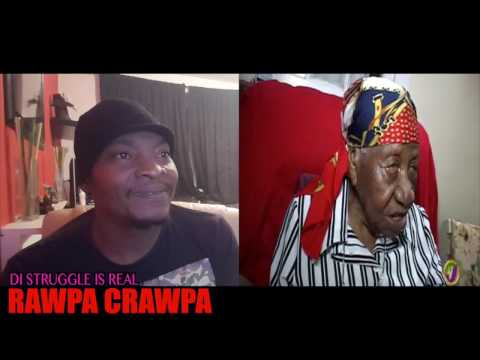 Jamaican Woman 117 Years Old Is Now The World Oldest Human Alive ( 21 April 2017 ) Rawpa Crawpa Vlog