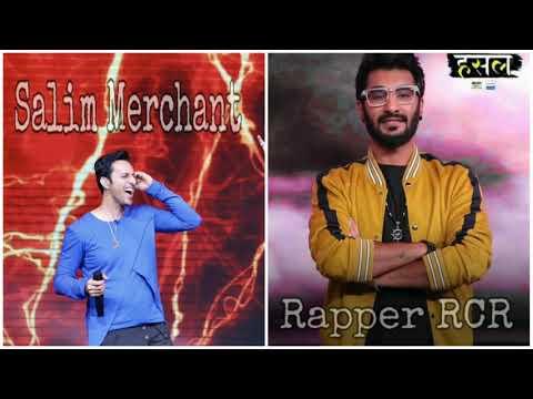Ali Maula - Salim Merchant & Rapper RCR /Mtv Hustle(Gavy chatha)