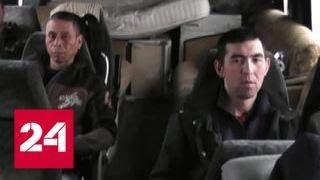 Смотреть видео В Челябинской области водитель переоборудовал автобус для длительной перевозки мигрантов - Россия 24 онлайн