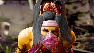 Mortal Kombat XL - All Fatalities & X-Rays on Mileena MK9 Costume Mod 4K Ultra HD Gameplay Mods