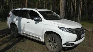 Mitsubishi Pajero Sport - Отзыв владельца после года эксплуатации.