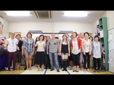 Study Japanese in Fukuoka, Japan