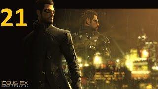 Let's Play, 21 - Deus Ex: Human Revolution (Director's Cut) (deutsch/german) [HD/1080p]