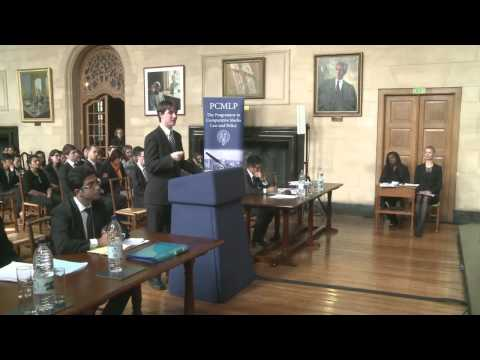 2012 Price Media Law Moot Court Finals