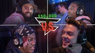 FaZe vs. FaZe - Call of Duty 2v2 Tournament ($50,000)