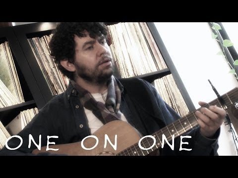 ONE ON ONE: Declan O'Rourke December 9th, 2013 New York City Full Session