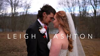 Leigh + Ashton // Lake Stephens // 12.12.20