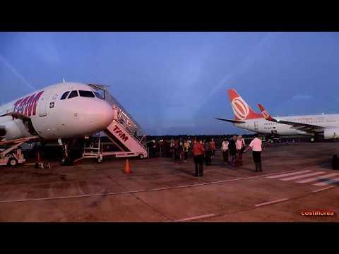 Brazil - Fly Rio de Janeiro to Iguazu - South America Part 8 - Travel,calatorii,circuite turistice