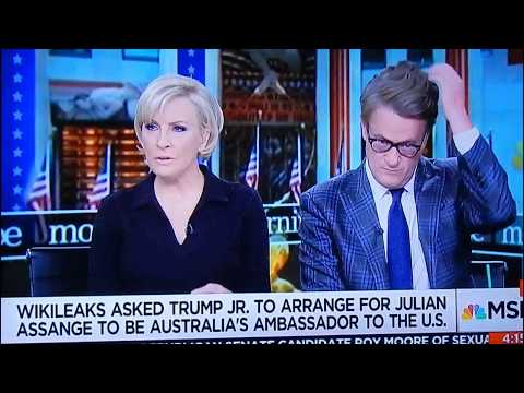 """Steve Schmidt, Mika and Joe Scarborough """"WE NEED TO TALK MORE ABOUT LIAR mike pence"""""""