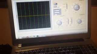 itcm osciloscopio en labview a travs de tarjeta de audio