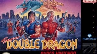 Super Double Dragon Video Walkthrough