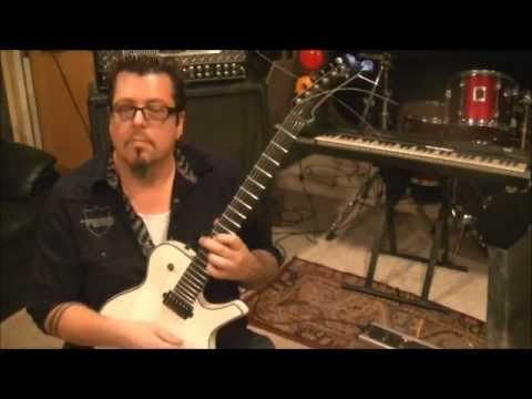 Drowning Pool - Bodies - Guitar Lesson by Mike Gross