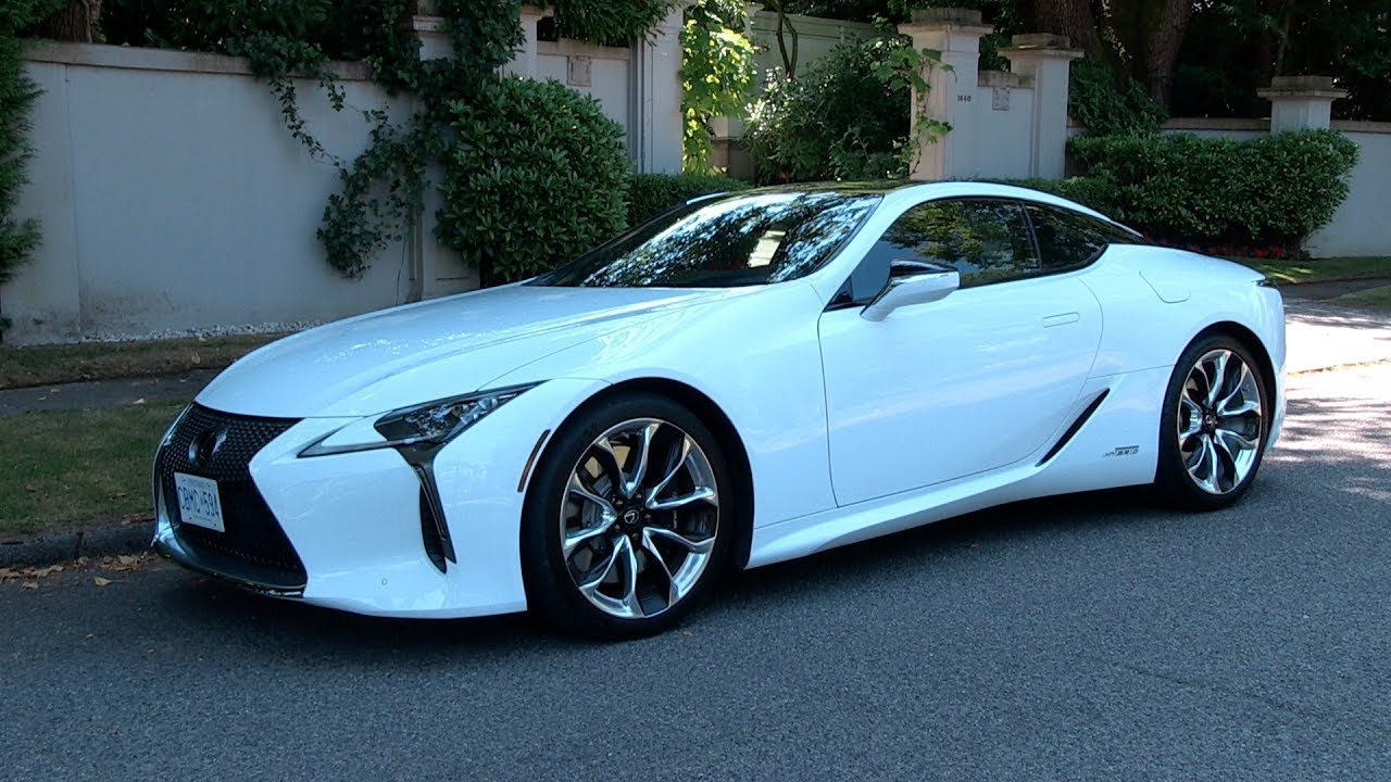Lexus Lc 500h Review Youtube
