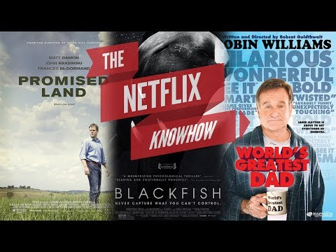 Blackfish, Promised Land, World's Greatest Dad - Netflix Movie Review | The Netflix Knowhow