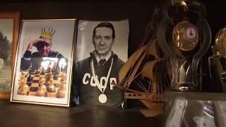 Интервью с чемпионом Сурдлимпиады 1965 года Валентином Окуневым. 2 часть. С субтитрами