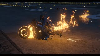 GTA 5: Funny Moments [Ghost Rider]