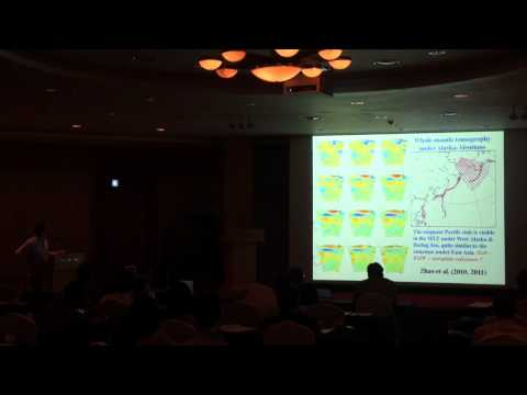 Dapeng Zhao - Geophysics of Slab Dynamics: Session 4.1
