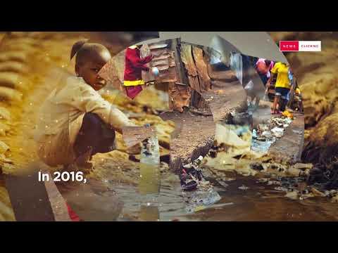 LAGOS: A thirsty aquatic city